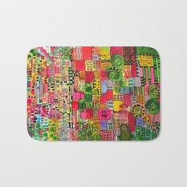 Color Town Bath Mat