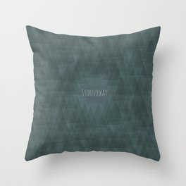 Stornoway  Throw Pillow