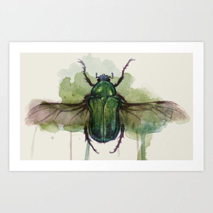 beetle II Art Print
