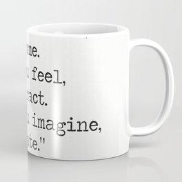 Buddha quote 5 Coffee Mug