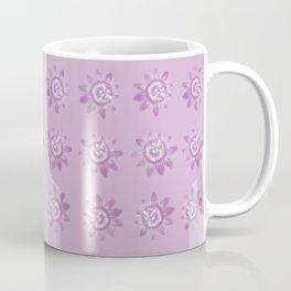 Lavender pattern Coffee Mug