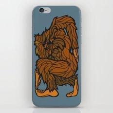 Squatch iPhone & iPod Skin