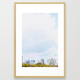 Endless Skylines (2) Framed Art Print