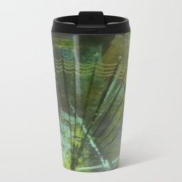 Quiet of the Deep Metal Travel Mug