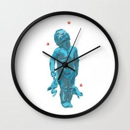 Pure Joy Wall Clock