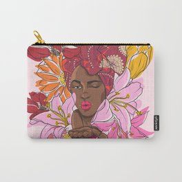 carribean girl Carry-All Pouch