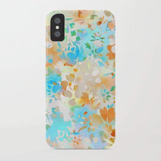 Floral Spirit 3 iPhone Case