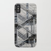 school iPhone & iPod Cases featuring school by Diogo Andrade