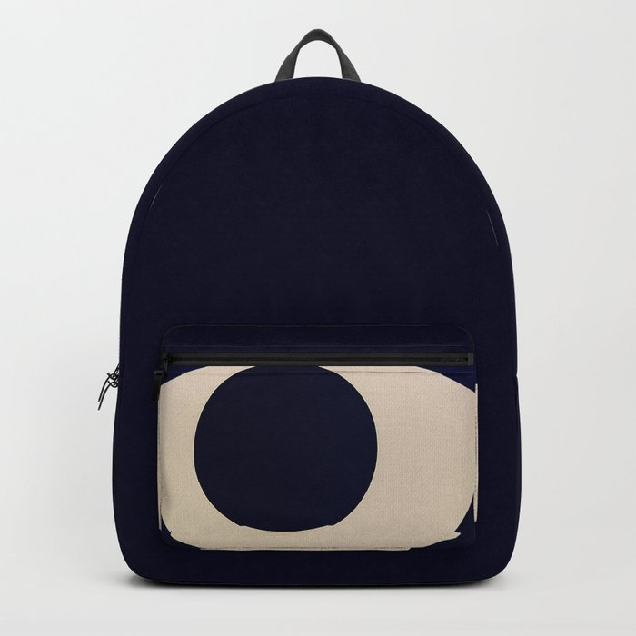 Aimlessly in Circles - Tear Backpack