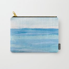 Cool Blue Summer Carry-All Pouch