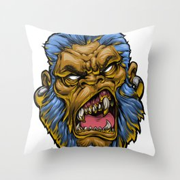 MeanMuggin Denominator Throw Pillow