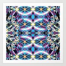 Mix #609 Art Print