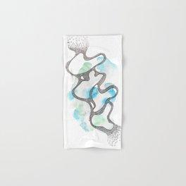 Scandi Micron Art Design | 170330 Liquid Souls 16 Hand & Bath Towel