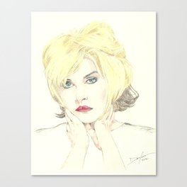 Debbie Harry Canvas Print