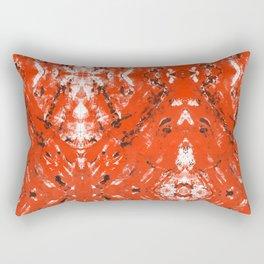 An Orange Nation Rectangular Pillow