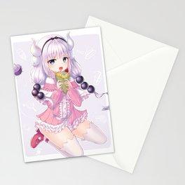 Kanna Kamui Stationery Cards