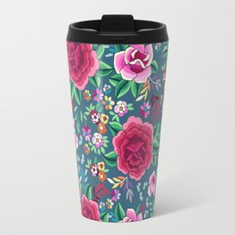 SPANISH ROSE Travel Mug