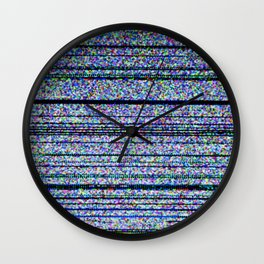 End of The World? Wall Clock