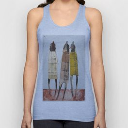 Remixed Unisex Tank Top
