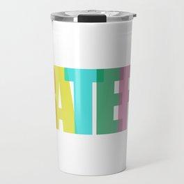 Grateful Travel Mug
