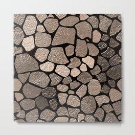 Stone texture 2 Metal Print