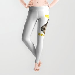 Meerkat Boner Leggings