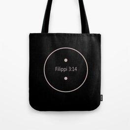 Text Tote Bag