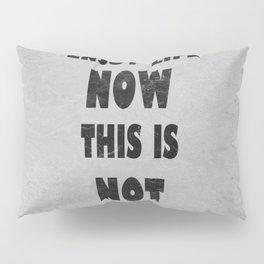 Enjoy Life Pillow Sham