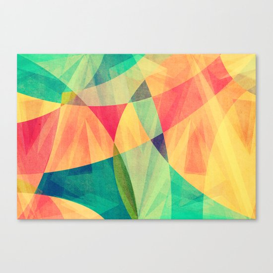 Spring it is! Canvas Print