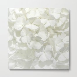 SUMMER WHITES Metal Print