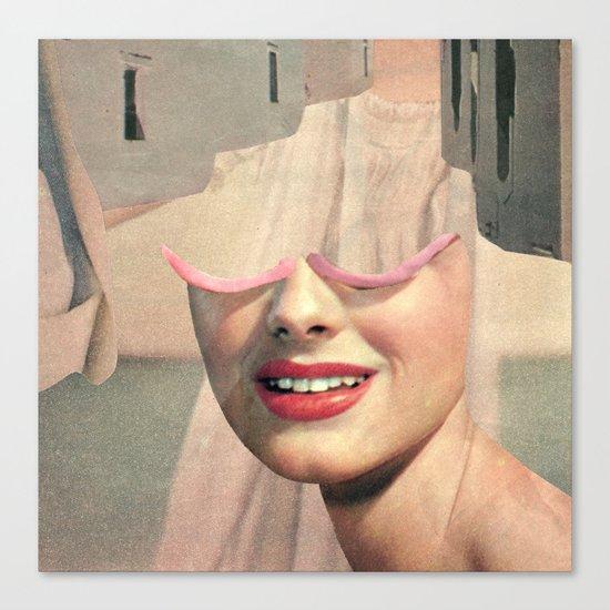 Fescion Canvas Print