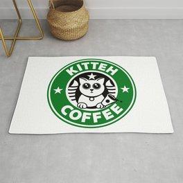 Kitteh Coffee Rug