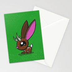 Baby Jackalope Stationery Cards