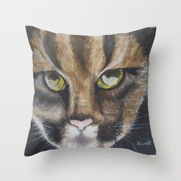 katze Throw Pillow