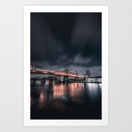 59th Street Bridge Art Print
