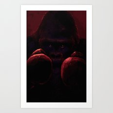 The Undefeated Art Print