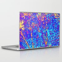 birch Laptop & iPad Skins featuring Birch by Tru Images Photo Art