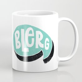 BLERG Coffee Mug