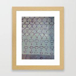 Biii Framed Art Print