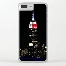Empire of Independence Clear iPhone Case