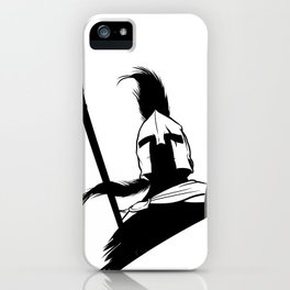 Respect and Honor iPhone Case