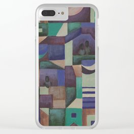 Informal Settlers Vol. 2 Clear iPhone Case