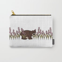 Fireweed Bear Carry-All Pouch