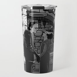 The Monster's bride. Travel Mug