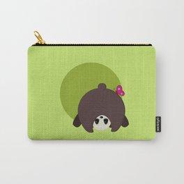 Panda Bear Butt Carry-All Pouch