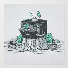 Rifacciamoci Canvas Print
