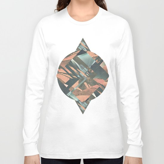 Mars Trails Long Sleeve T-shirt