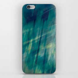 Submerge Aqua iPhone Skin
