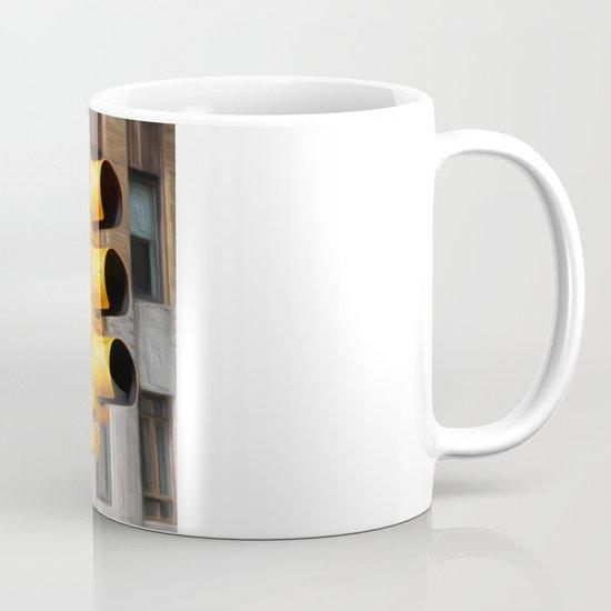 Traffic lights Mug