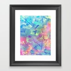 Spring is in the Air 10 Framed Art Print